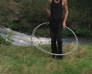 hooping step in