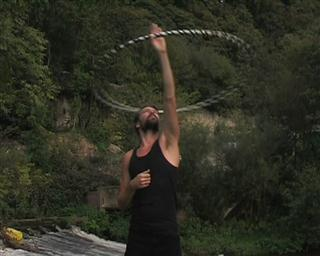 hooping lift out thumb roll